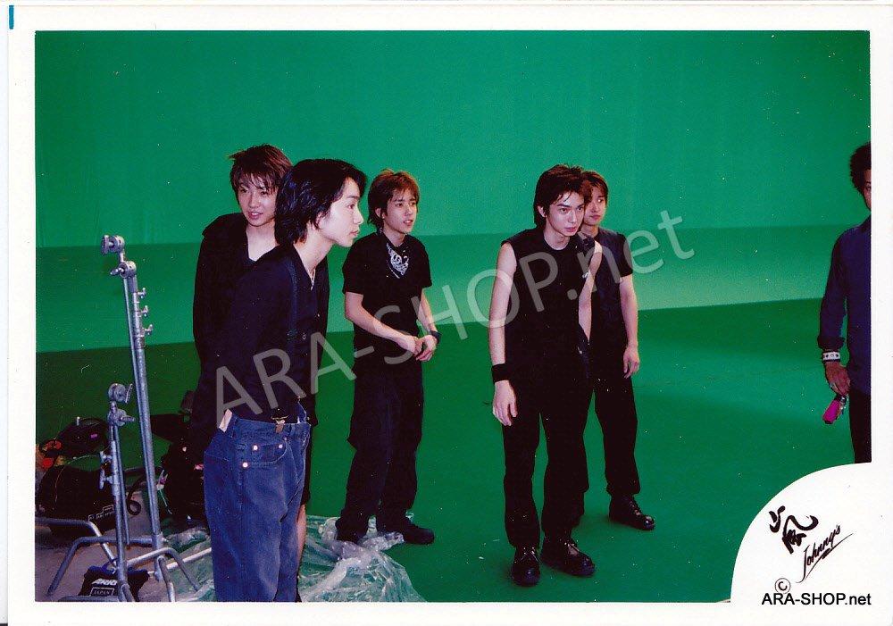 SHOP PHOTO - ARASHI - GROUP & MIX #119