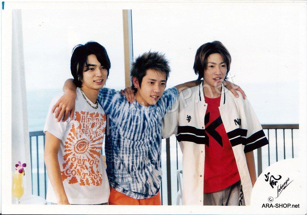 SHOP PHOTO - ARASHI - 2003 Fanmeeting in HAWAII #183