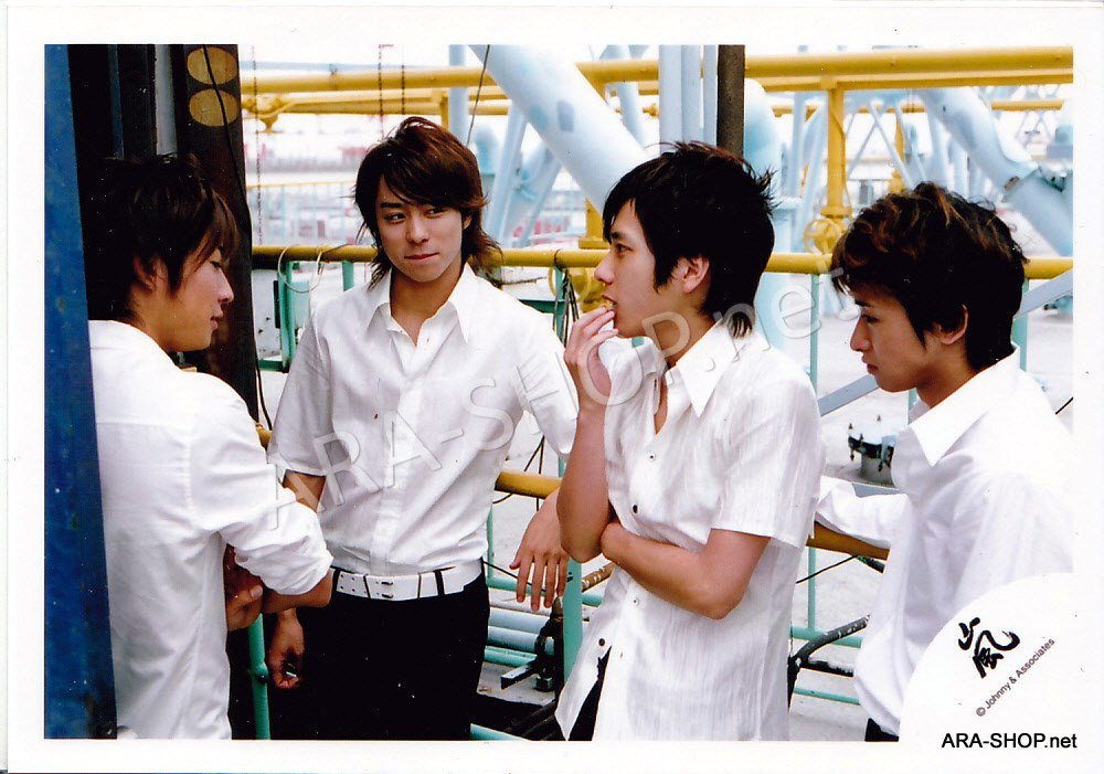 SHOP PHOTO - ARASHI - 2005 ONE #223