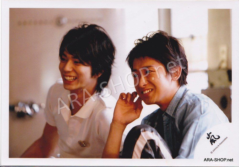 SHOP PHOTO - ARASHI - PAIRINGS - TOSHIUE&SHITA PAIR #009
