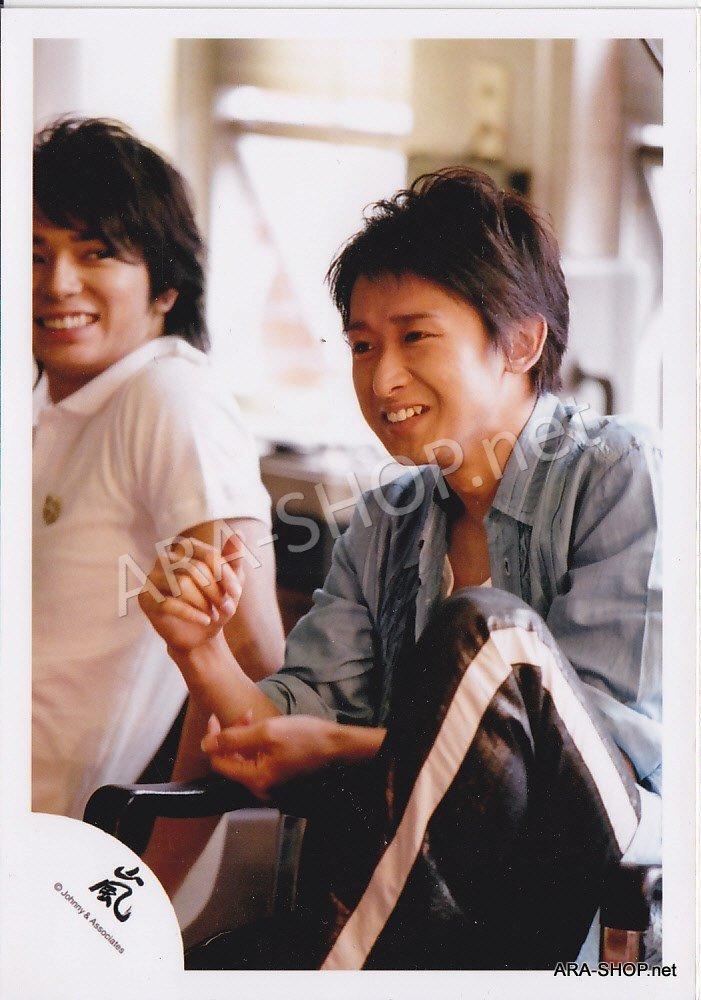SHOP PHOTO - ARASHI - PAIRINGS - TOSHIUE&SHITA PAIR #008