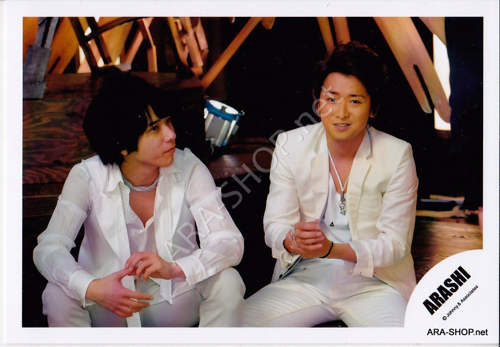 SHOP PHOTO - ARASHI - PAIRINGS - OHMIYA #018