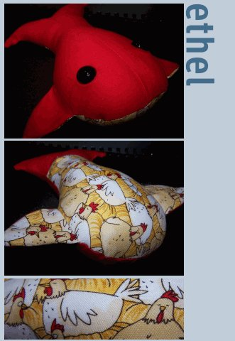 Ethel the Happy Whale + Paper Gift Wrap