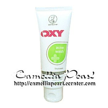 OXY Acne Wash 80g