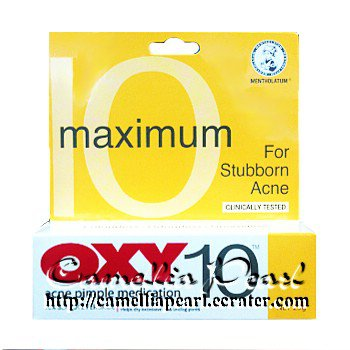 OXY 10 (Maximum Strength) 25g