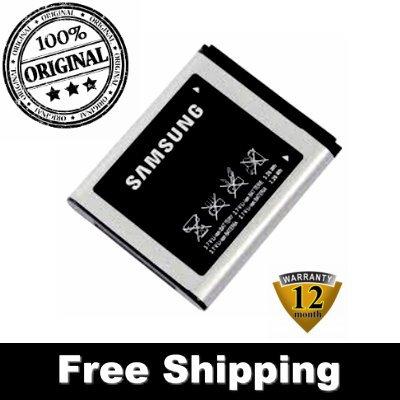 Original Samsung M110 E1170 i320 E2652 Champ Duos AB553446BU Battery