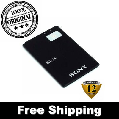 Original Sony Ericsson Sony Xperia U ST25i BA600 Battery