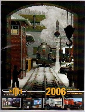 MTH 2006 Toy Electric Train Sets Accessories Catalog