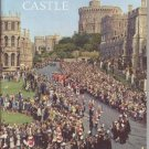 WINDSOR CASTLE SOUVENIR COLOR PHOTO ENGLAND UK GUIDE