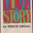 LOVE STORY Erich Segal HCDJ Harvard Tearjerker Novel