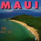 MAUI HAWAIIAN PARADISE ISLAND AERIAL PHOTOGRAPHY BOOK
