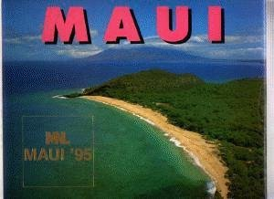 MAUI HAWAIIAN PARADISE ISLAND AERIAL PHOTOGRAPHY BOOK
