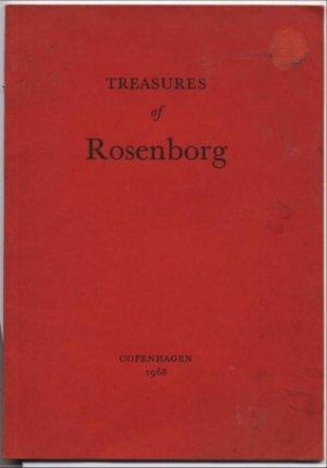 ROSENBORG CASTLE TREASURES COPENHAGEN DENMARK
