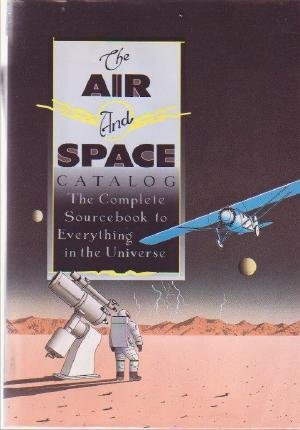 AIR AND SPACE CATALOG Astromony Weather Aviation BIG Book