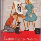 LANGUAGE for Daily Use 4TH GRADE EARLY READER BOOK