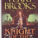 Terry Brooks KNIGHT OF THE WORD AudioBook Kate Burton
