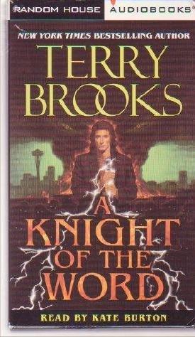 Terry Brooks KNIGHT OF THE WORD AudioBook Kate Burton