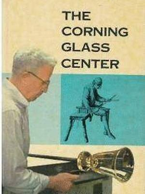 CORNING GLASS WORKS CENTER Book 1958 Corning New York