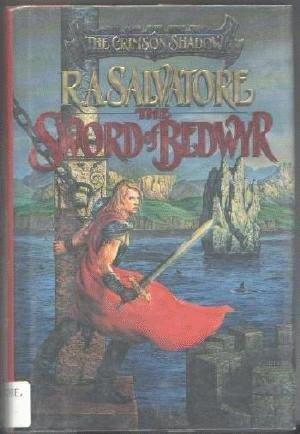 SWORD OF BEDWYR Crimson Shadow Fantasy Sci Fi Book 1st