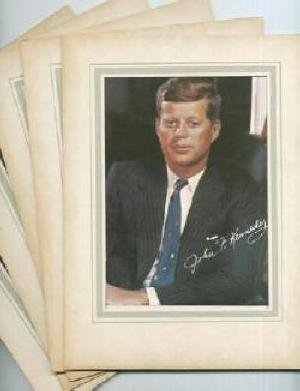 5 Bachrach Photo portrait President John F Kennedy JFK