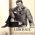 LIBERACE AUTOBIOGRAPHY Illustrated Photograph HCDJ Book