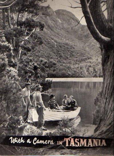 TASMANIA vintage photography HOBART Australia
