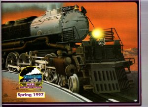 Spring 1997 M.T.H. MTH Electric Toy RR Model Trains Catalog