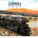 1997 Lionel Heritage Sets Electric Toy RR Model Trains Catalog
