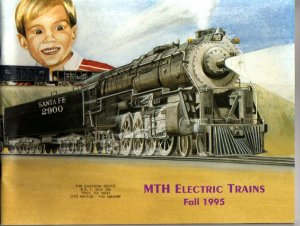 Fall 1995 MTH Mikes Train House Electric Toy RR Model Trains Catalog