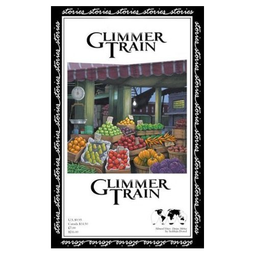 GLIMMER TRAIN STORIES 20 Fall 1996  ISBN 1880966190 Literary Journal Fiction Short Stories Authors