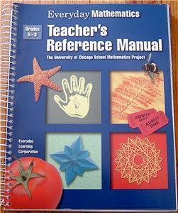 Everyday Mathematics Teacher's Reference Manual Grades K-3 ISBN 157039847X