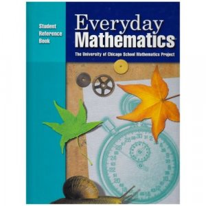 K-6 Everyday Mathematics Student Reference Book Level 5 Hardcover 1570399190 Free Shipping