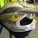 Fulmer Rockstar Moto Cross Yellow