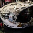 Xpeed XF 904 Moto Cross - Toxic White - XXL