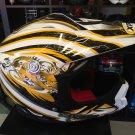 Xpeed XF 910 Moto Cross - Yellow - Size S