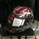 Vega Altura Full Face Helmet - M - Red