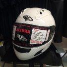 Vega Altura Full Face Helmet - M - White