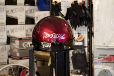 KBC Nomad - S - Wine Red