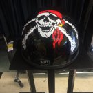 Pirate Skull Design - L - Gloss Black