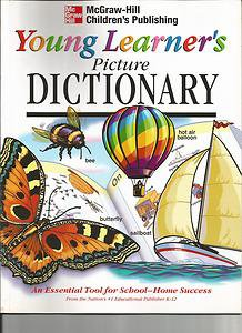 McGraw-Hill YOUNG LEARNER'S PICTURE DICTIONARY (Paperback)