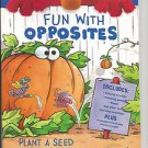 SESAME STREET SESAME SEEDS SERIES, FUN WITH OPPOSITES (PAPERBACK)