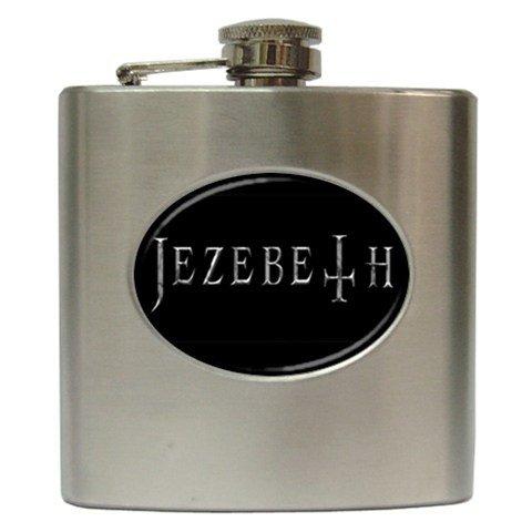 Jezebeth Hip Flask 6 oz