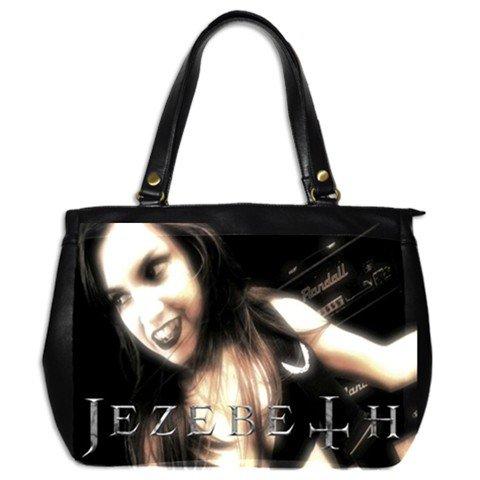 Jezebeth Leather Handbag