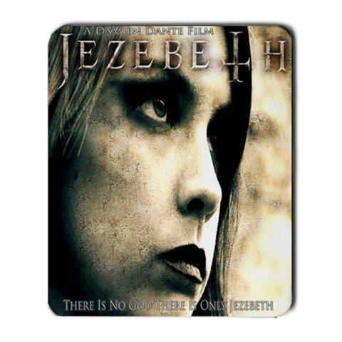 Jezebeth Large Mousepad Gold