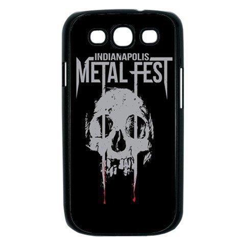 Indianapolis Metal Fest Samsung Galaxy S III Case Black