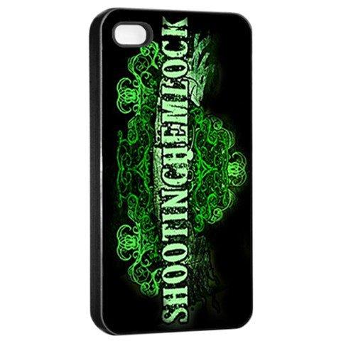 Shooting Hemlock iphone 4 Seamless Case Black