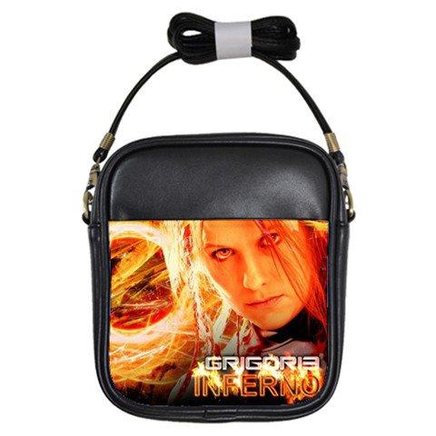 Grigori 3 Leather Sling Bag