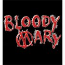 Bloody Mary Shower Curtain 66 x 72
