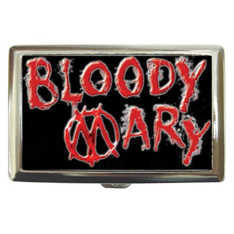 Bloody Mary Cigarette Money Case