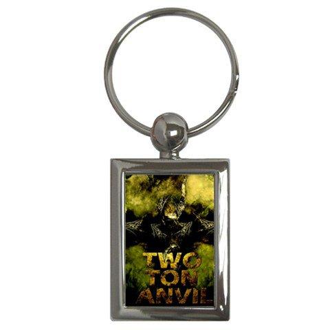 Two Ton Anvil Key Chain